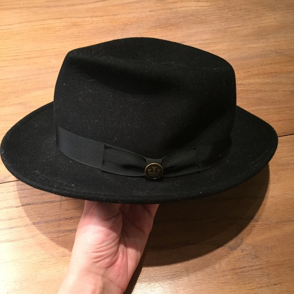 """ad900c004e4cc Goorin Brothers Other - GOORIN BROTHERS """"THE DOCTOR"""" FEDORA"""